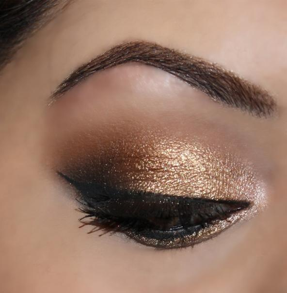 Half Baked-Urban decay Naked pallete look 2