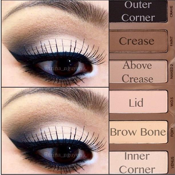 Pictorial with the Naked Basics Palette by Urban Decay