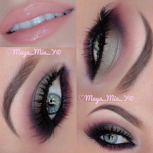 Fall Makeup look @ maya_mia_y