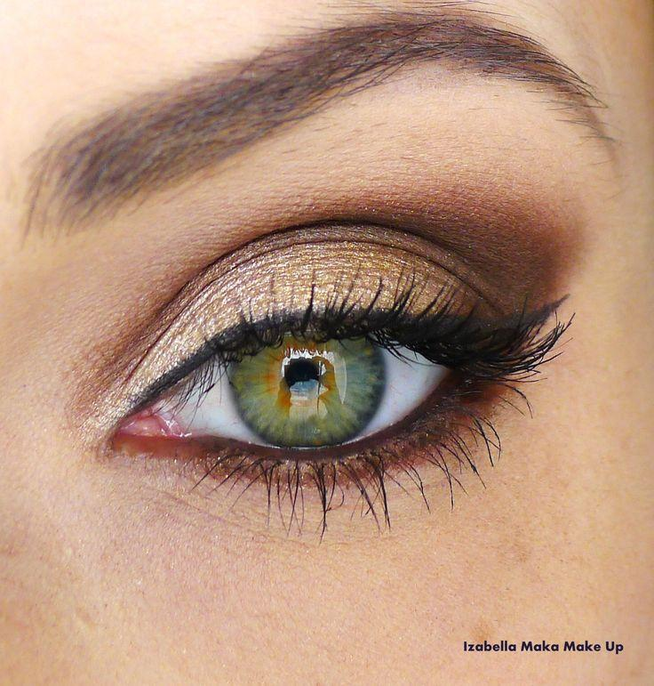 natural smokey eye for green eyes Quotes