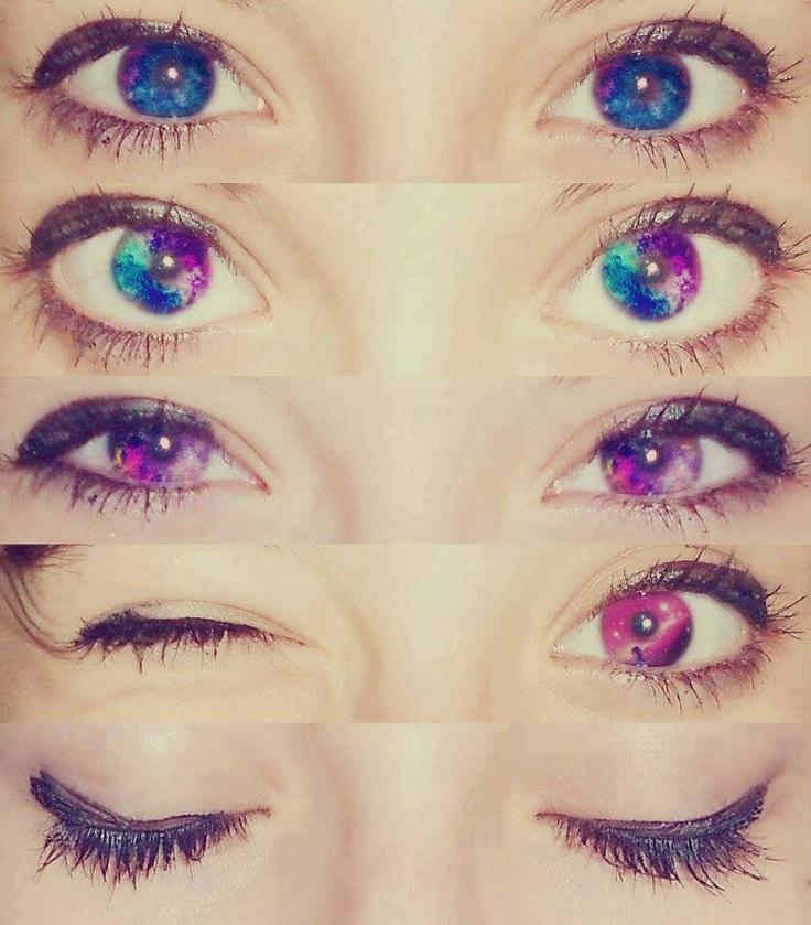 Fake Colored Contacts For Eyes