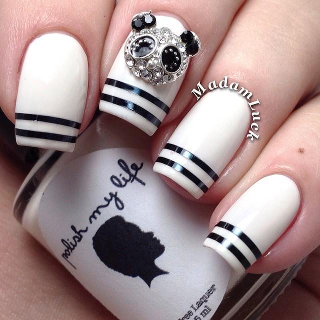 - Panda Nails