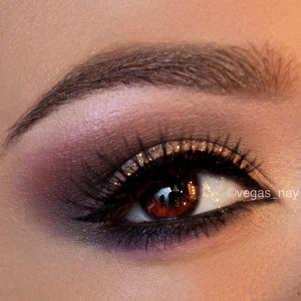 Smokey Eyes For Brown Eyes Pictures to Pin on Pinterest ...