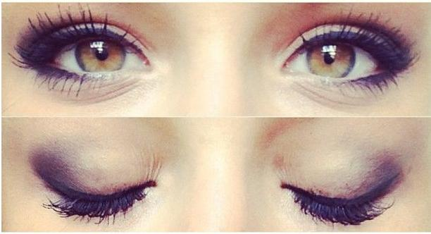Andrea Russett S Eyes