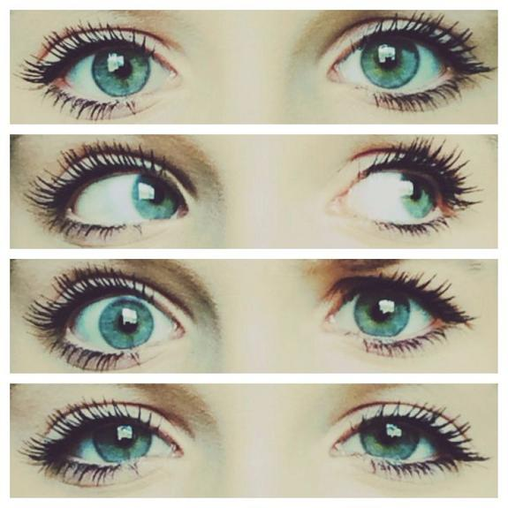Makeup Styles For Blue Green Eyes Pretty Blue Green Eye Color