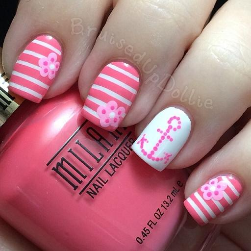 Opi pink icy nails opi pinking of you swatch