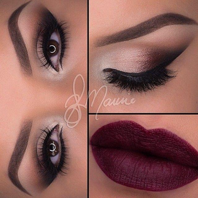 eyes Eye by  Stunning tutorial Makeup elymarino grey for Smokey Neutral natural makeup