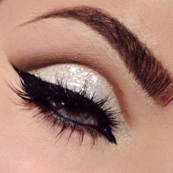 Beautiful Cut Crease