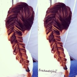 dutch fishtail