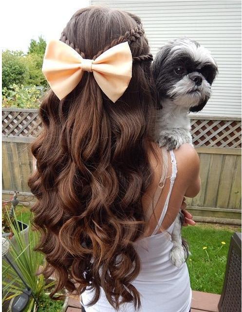 braid curls