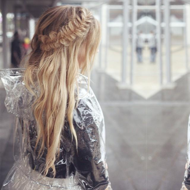 braid messy