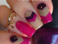 Pink & Purple Chevron Tutorial