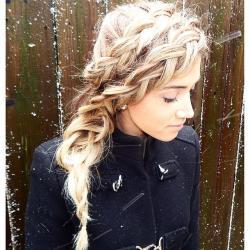 snow braids