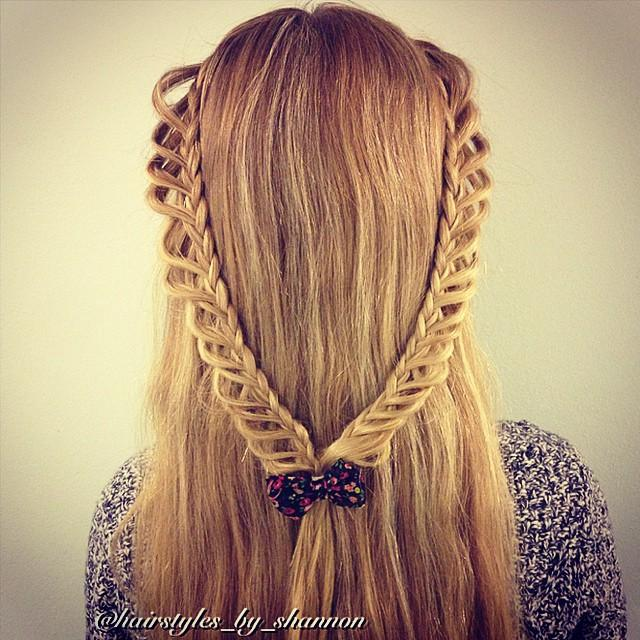 half loop braid