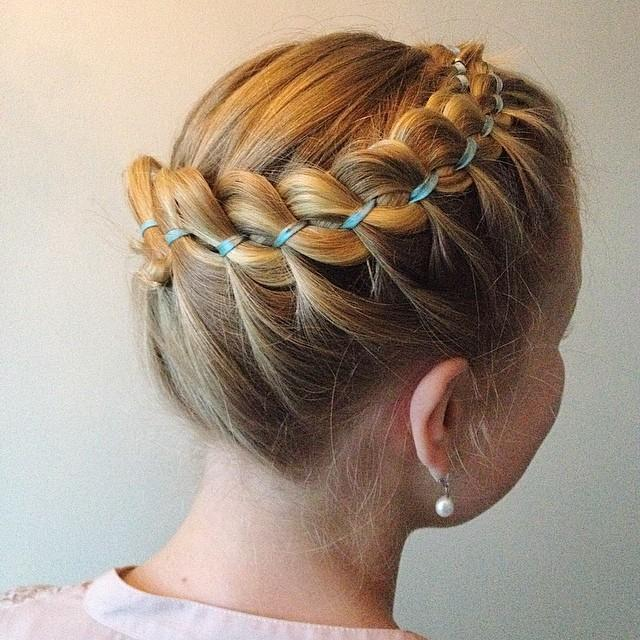 ribbon braid`