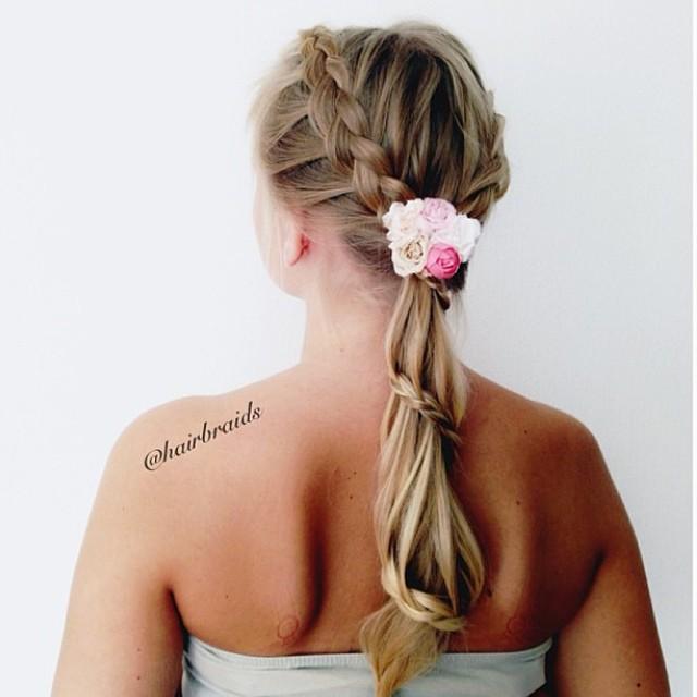 Remarkable Dutch Carousel Braid Short Hairstyles Gunalazisus