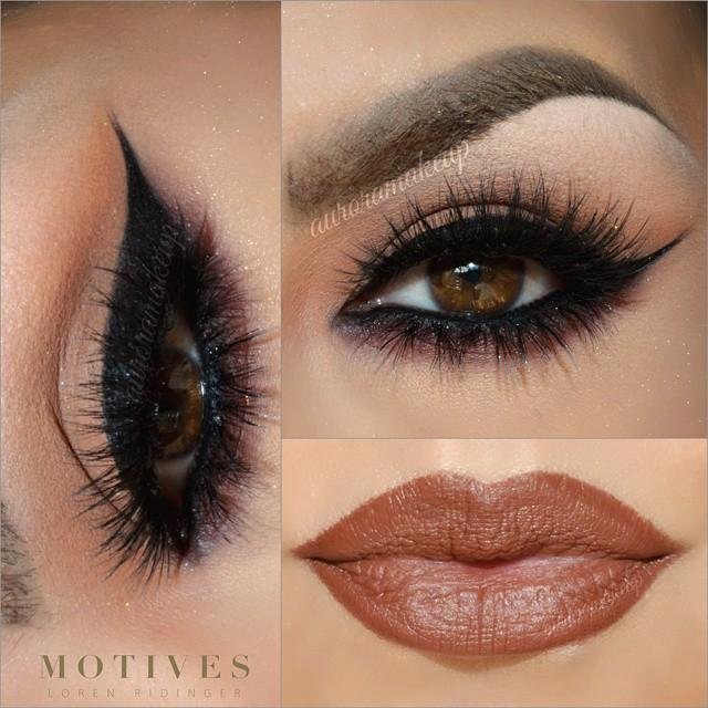 Best way to do makeup for brown eyes