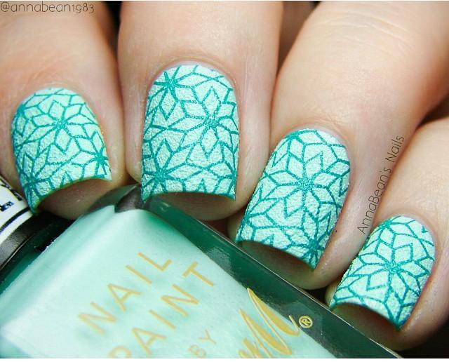 nail stamp fun