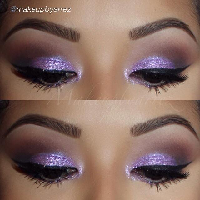 plum look
