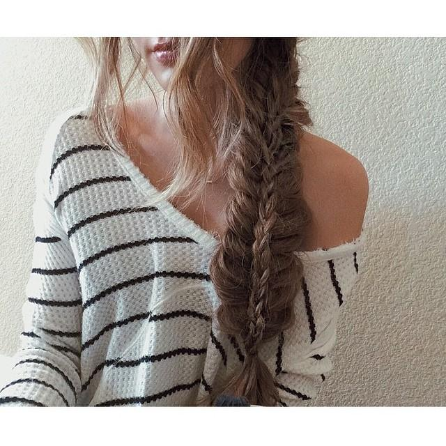 braid in a braid