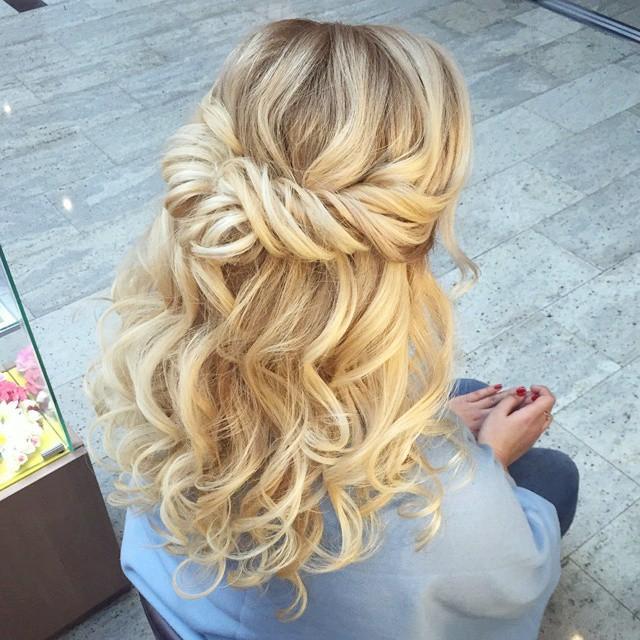 half twist curls