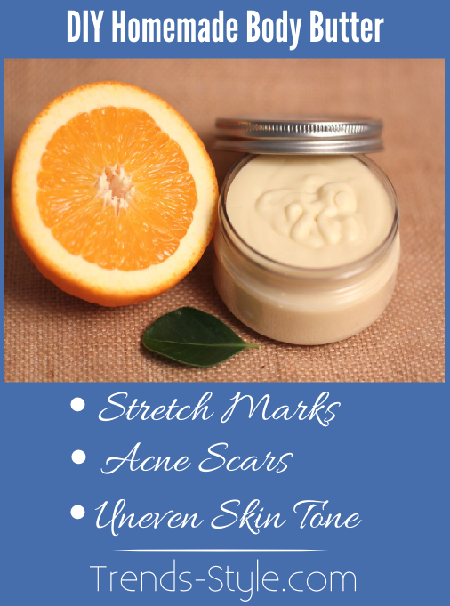 DIY Homemade Body Butter Remedy