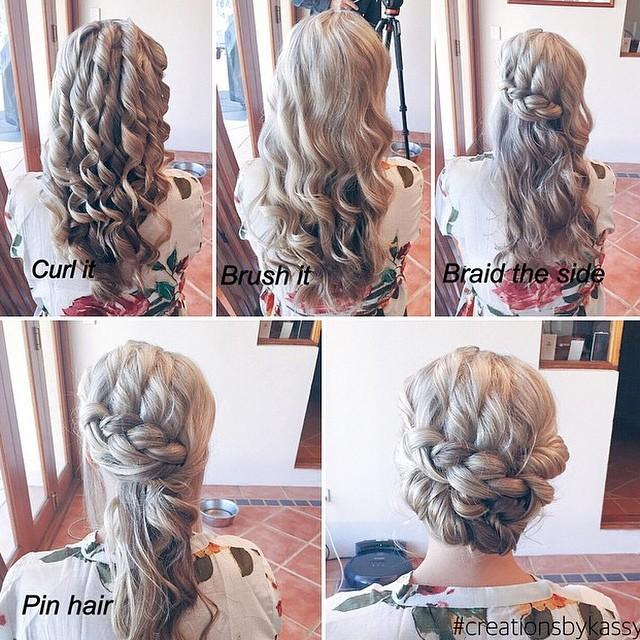 beautiful step by step
