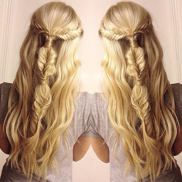 dutch fishtails
