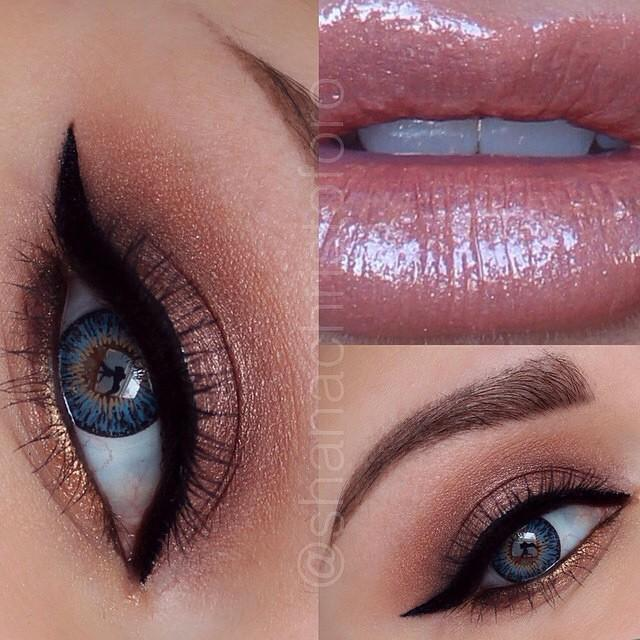 stunning makeup look
