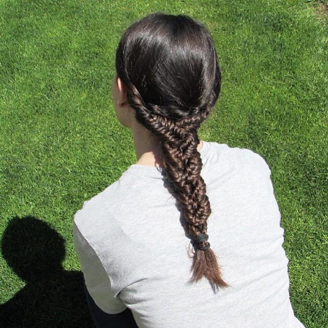 Three Weave Fishtail
