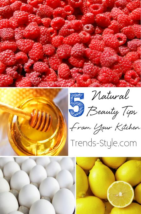 5 Beauty Items Found In Your Kitchen