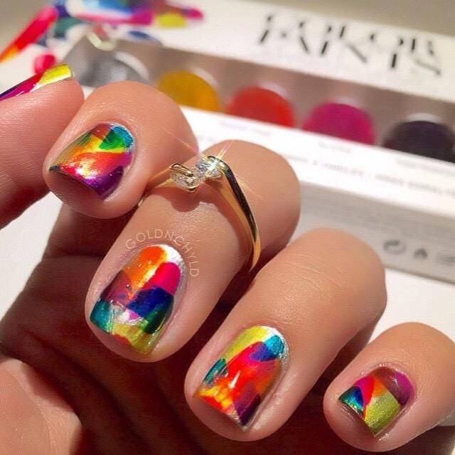 colorpaints nail art