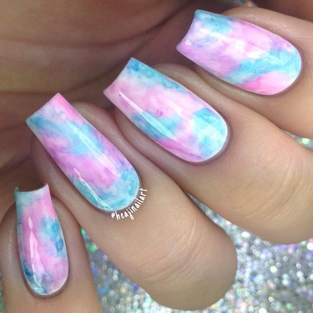 nail art using a sharpie - 3 Gorgeous Nail Designs