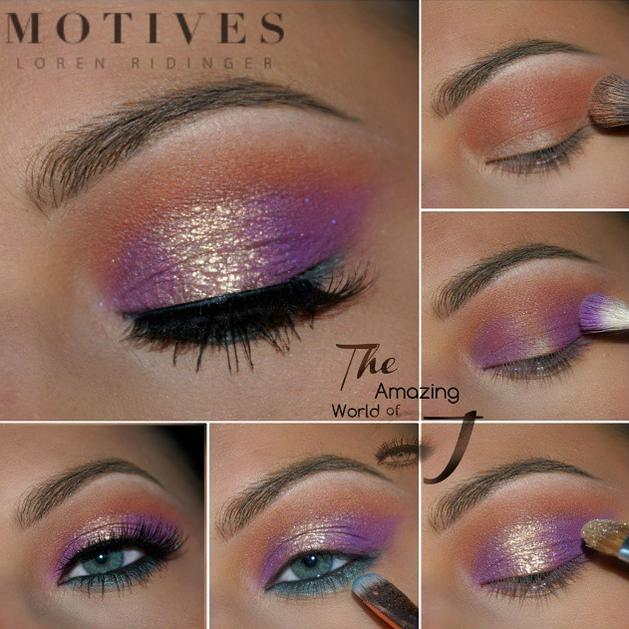 pop of colour tutorial theamazingworldofj