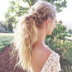 beautiful wedding braided hairstyles