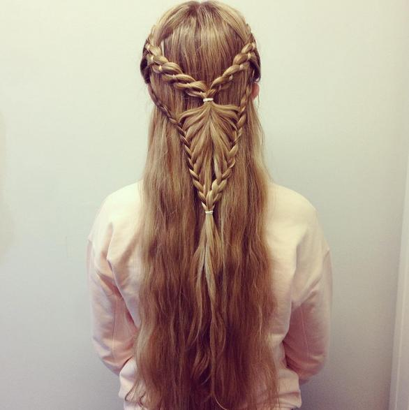Cute hairstyles ... - Beautiful Cute Hairstyles For Work Gallery - Unique Wedding