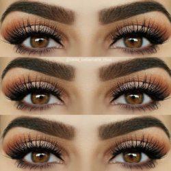 used the new smoldercosmetics lashes and loose eyeshadow